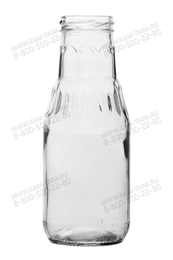 Стеклобутылка КБ38-В43А-310 (пал.3888)