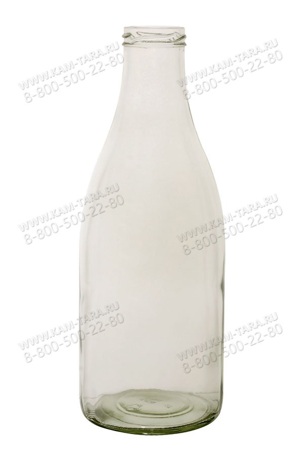 Стеклобутылка К127-В43А-1000 (п.24)