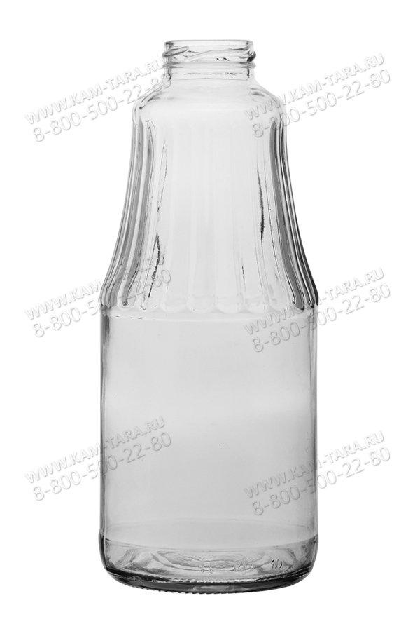 Стеклобутылка К229-В43А-1000 (пал.1296)