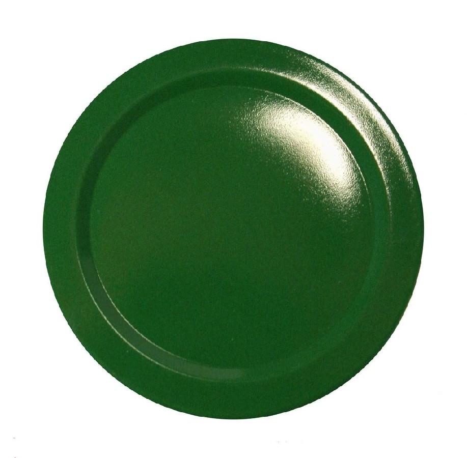 Крышка 89 зеленая (кор.550)