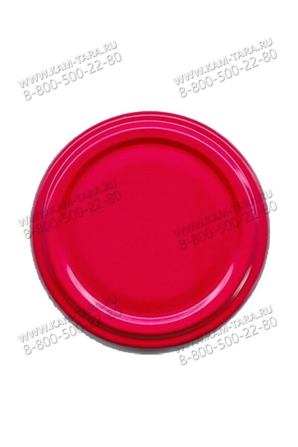 Крышка 100 Красная (Л) (кор.400)
