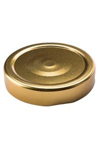 Крышка 66 DWO золотая (кор.800)