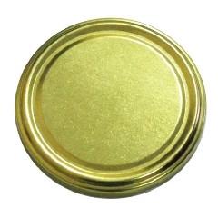 Крышка ТО (типа III-43) золотая (кор.3300)