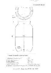 Стеклобанка КБ28-1.82-1500 (Мп/п.900)