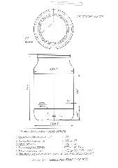 Стеклобанка КБ63-1.82-950 (пал.1651)