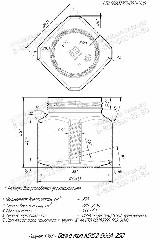 Стеклобанка КБ152-В66А-250 (Бп/п.4800)