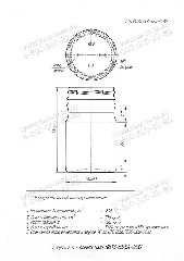 Стеклобанка КБ13-В58А-200 (пал.5415 Е)