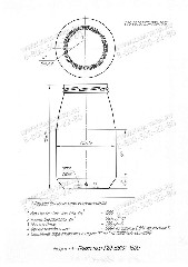 Стеклобанка КБ1-В89А-1500 (Бп/п.900)