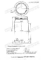 Стеклобанка КБ79-111-7-100-1500 (Бп/п.900)