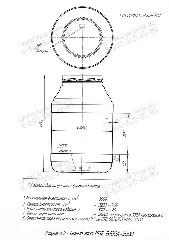 Стеклобанка КБ2-В100А-3000 (п.12)