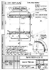 Стеклобанка КБ167-В82А-1500 (Бп/п.825)