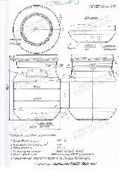 Стеклобанка КБ203-В82Б-440 (Мп/п.2448)