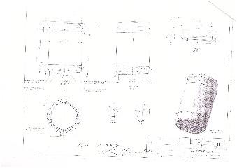 Стеклобанка 1-82-650 (Ч) (п.12)
