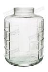 Бутыль с гидрозатвором 26л.
